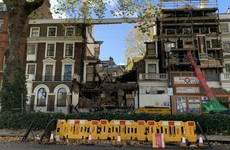 'Total collapse' of west London houses sees 40 neighbours evacuated