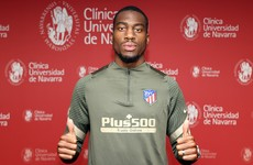 Atletico sign Kondogbia outside of transfer window as replacement for Partey