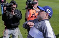 Diego Maradona to undergo brain surgery on blood clot