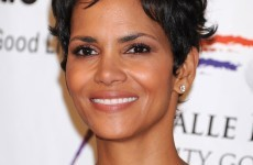 Halle Berry hospitalised after 'nasty' fall on film set