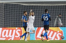 Real Madrid overcome Inter fightback to breathe life into Champions League campaign