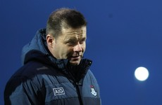 Late appointment, retirements, Covid: Charting Farrell's testing 11 months as Dublin boss