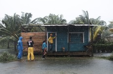 Three dead as Storm Eta lashes Nicaragua with rain, sparking deadly mudslides
