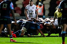 Marty Moore happy to be put to the test with long, long scrummaging set