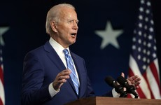 Joe Biden: 'When the count is finished, we believe we will be the winners'