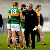 Kerry boss - 'You're looking for some bit of hope and joy. If that can be through football, wonderful'