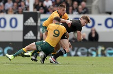 All change for New Zealand and Australia in Bledisloe Cup dead rubber