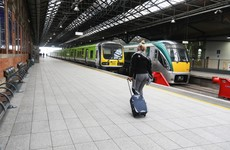 Irish Rail services suspended through Connolly this weekend and next