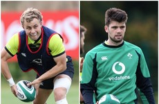 Farrell wants Ireland prospects to keep learning with provinces before call-ups