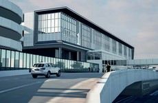 Terminal 1 at Dublin Airport is getting a facelift