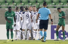 Harry Kane scores his 200th goal for Tottenham in Ludogorets victory