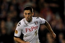 Out in the open: Rodgers confirms Dempsey approach
