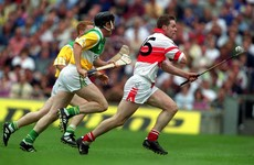 The Tipp native who helped Derry rattle hurling heavyweights in an All-Ireland quarter-final