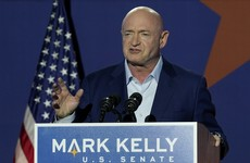 Former astronaut takes Senate seat previously held by John McCain