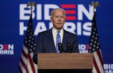 Joe Biden: 'The numbers tell us a clear and convincing story'