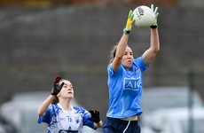 Captain fantastic Aherne kicks six points as Dublin book their place in semis