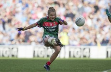 Sarah Rowe hits 2-9 for Mayo on a day when Tyrone crash out of the championship