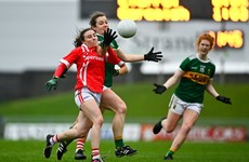Noonan goal the difference as Cork overcome Kingdom