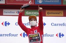 Roglic set for second successive Vuelta win to bury Tour de France misery