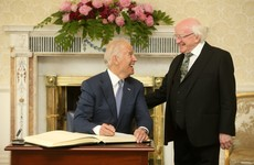 Irish leaders congratulate Joe Biden on presidential win