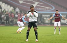 Last-gasp penalty miss is another Hammer blow for struggling Fulham
