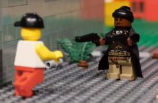 VIDEO: The Wire remade… Lego-style