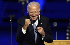 Poll: Are you happy Joe Biden has won the US election?