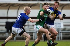 Hat-trick for Morris as dominant Meath hit seven goals in Leinster win over Wicklow