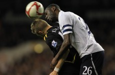Because he's retiring, here are 16 photos (and 1 video) of Ledley King defending like a boss