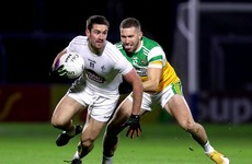 Spirited Offaly fight to the end but Kildare advance to Leinster semi-final
