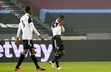 Under-fire Fulham star apologises for penalty miss