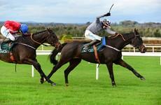 Castlegrace Paddy overcomes A Plus Tard at Navan