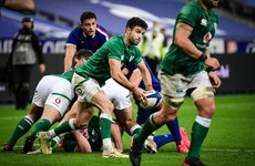 Ireland missing a trick from nine to exploit gaps in high-linespeed defences