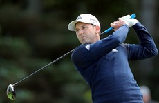 Former champion Sergio Garcia ruled out of Masters after testing positive for Covid-19