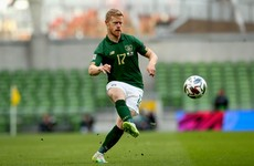 Daryl Horgan is trying to stop 'beating myself up'