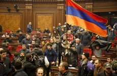 Armenia and Azerbaijan agree to end fighting over the Nagorno-Karabakh region