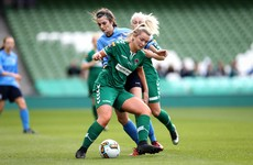 Saoirse Noonan earns first Ireland call-up for Euro qualifier against Germany