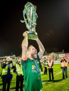 'You took a country boy from Ballinora and showed him the world' - Cork City legend Bennett retires