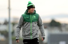 Connacht enjoying fresh perspective with new performance skills coach