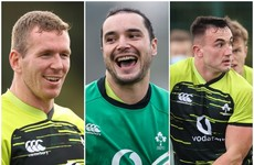 'We're not promising anything' - Ireland's seven changes give XV a different look