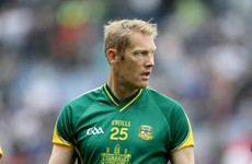 'He is doing good' - Meath legend Geraghty on road to recovery after operation