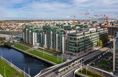 Central Bank of Ireland seeks €110 million for its Spencer Dock office building
