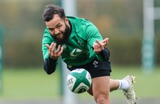 Gibson-Park ready to get 'proper taste' of Test rugby as a starter