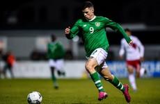 Accrington striker Ryan Cassidy called up to Irish U21 squad