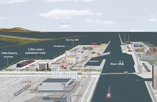 Dublin Port appoints architects to build cycleway and pathway to city centre