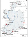 Raw sewage from 35 towns and villages flows into our environment every day