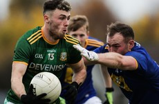 3-11 in two games, much more to come - Meath have unearthed a gem in Nobber youngster Morris