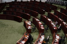 Hong Kong legislature opens ahead of planned mass resignation of pro-democracy bloc