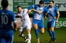 Waterford FC lodge complaint with FAI after Finn Harps defeat