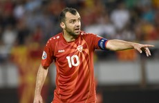 North Macedonia see off Georgia to seal historic qualification for the Euros